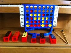 Connect Four Composition � The Eclectic Music Teacher