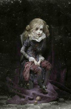 Art doll - Elena Oplanskaâ