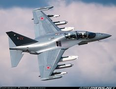 Photos: Yakovlev Yak-130 Aircraft Pictures | Airliners.net