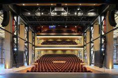 Galeria de Teatro de Kampanje / van Dongen-Koschuch - 1