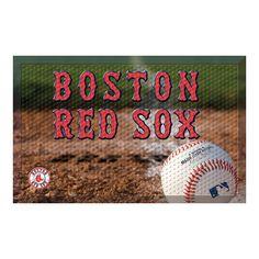 Boston Red Sox MLB Scraper Doormat (19x30)