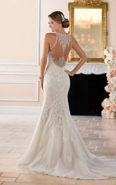 Welcome to our gallery! Below you'll find images of our bridal gowns that are currently in stock in our Nashua NH bridal showroom.