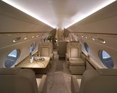 The Gulfstream G650® ultra-large-cabin, ultra-high speed business jet is, quite simply, the gold standard in business aviation. The flagship of the Gulfstream fleet flies faster and farther than an…