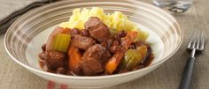 Country Beef Hotpot recipe from Food in a Minute