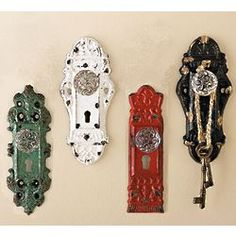 Door Knob hooks - works for both home and office (especially for purses)