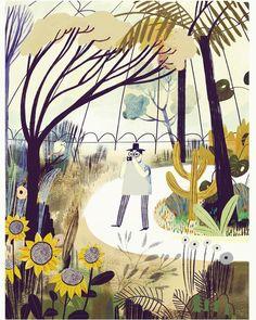Adelina Lirius - Illustration