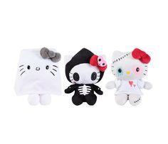 Hello Kitty Mascot Plush Assorted: Halloween | Sanrio