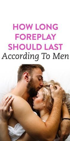 Foreplay advice for men