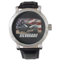 2015 Silverado 3500HD Crew Cab LTZ Wrist Watches