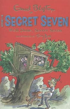 Well Done, Secret Seven By Enid Blyton Enid Blyton's bestselling series gets a brand-new look. With new black and white illustrations, for today's readers, from the ever-popular Tony Ross Lucky Luke, Frank Miller, David Walliams Books, Starwars, The Secret Seven, Adam Chandler, Asterix Y Obelix, Enid Blyton Books, Tony Ross