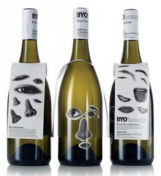 10 Awesome Wine Labels