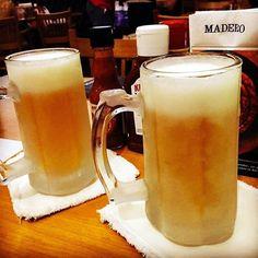 Happy Hour é no Madero! Chopp na caneca congelada caipirinhas e cocktails em DOBRO de Seg a Sex das 18h às 20h! #Madero #HappyHour #Chopp #Caipirinha #Cocktail #Drink #Beer #InstaBeer #InstaHappy #Happy #18h @JuniorDurski :: Imagem por @michellemoraesjacinto http://ift.tt/2bx6G6i - http://ift.tt/1qZ52yi