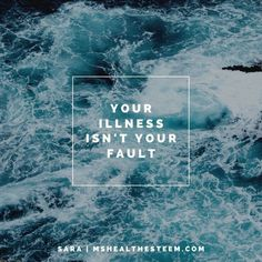 Your Illness Isn't Your Fault | Message From a Graves Disease Warrior