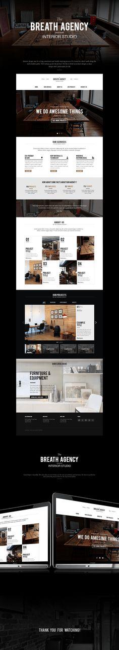http://www.webdesignserved.com/gallery/BREATH-AGENCY/11204871