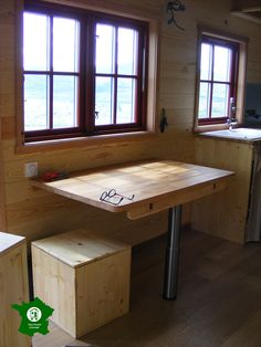Tiny House, Concept, Table, Furniture, Home Decor, Decoration Home, Room Decor, Tiny Houses, Tables
