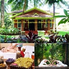 Abhyangam Spa massage in Palakkad by Kairali- The Ayurvedic Healing Village. This deep tissue massage with herbal oils releases stress, increases circulation, induces vibrancy, rejuvenates all the senses and relives stress. http://www.ayurvedichealingvillage.com/book-now.aspx