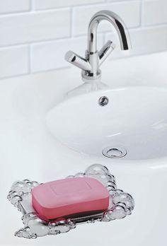 Fancy - Bubbles Soap Dish