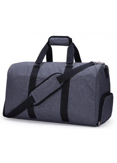 MIER Gym Duffel Bag with Shoe Compartment for Men and Women e848bc8236