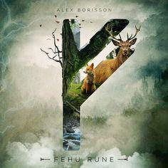 Fehu Rune (Alex Borisson)
