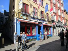 Mc Donagh's - Quay St. Galway City, Best fish and chips EVER!!!!