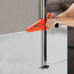 EasyRipper™ Drywall Ripping Tool - Allows Quick, Straight, Repeated Cuts for Window Sills, Door Frames - Cut Strips and Long, Even Rips!