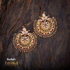 #indianjewellery #heritagejewellery #antiquejewellery #silverjewellery #earrings