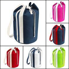 Drawstring Sailor Duffle Bag #Swimming Sports #Gym #Beach #Picnic Shoulder Bag #Sailorbag #Dufflebag #afili8apparel