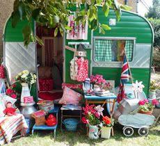 Vintage Caravan Stuff | Caravanity | happy campers lifestyle
