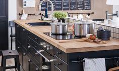 METOD/LAXARBY keuken