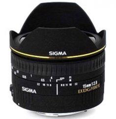 Sigma 15mm F2.8 EX DG