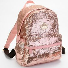 Shiny Unique Backpack Bag