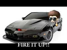 MMV: Fire it up! (Knight rider remix by busta rhymes)