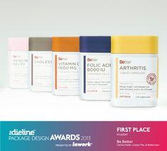 Dieline Awards 2013 - Place Student: Cecilia Hedin, Cassia The, Nadia Izazi Drug Packaging, Medical Packaging, Skincare Packaging, Bottle Packaging, Beauty Packaging, Cosmetic Packaging, Brand Packaging, Design Packaging, Cosmetic Design