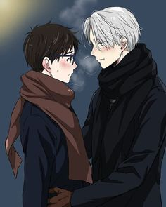 Doesn't it look like Harry Potter and Draco Malfoy?!?!?!
