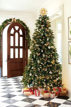 decoración de árbol de navidad