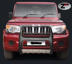 Ctrack Front Guards For Z Pu Grille Guard With Steel Ecosport