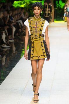 Dolce & Gabbana Spring/Summer 2017 Ready To Wear Collection   British Vogue