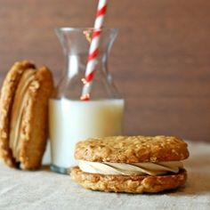 """Bouchon Bakery's """"Nutter Butters"""" 