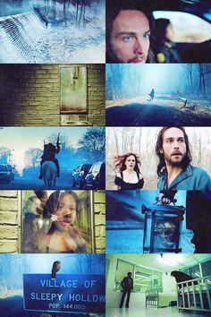 Sleepy Hollow ~ this show is surprisingly awesome. Not so much the plot, but the characters are crazy loveable. :)