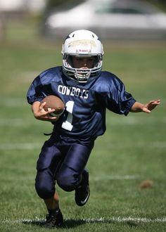 West Hartford Youth Football League Week 2