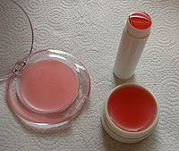 how to make your own chapstick