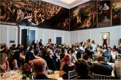 RSA House Wedding Photography  London Wedding speeches