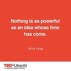 TEDx - Ideas Worth Spreading!