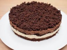 Myslíme si, že by sa vám mohli páčiť tieto piny - serfelovam Czech Desserts, Sweet Desserts, Sweet Recipes, Delicious Desserts, Yummy Food, Baking Recipes, Cake Recipes, Cakes Plus, Czech Recipes