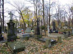 patrząc w jedną stronę: Cmentarz Prawosławny