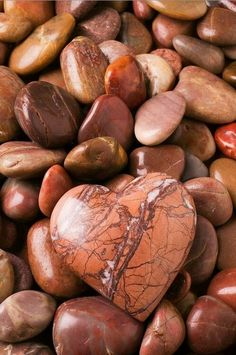 Stone heart Art Print by Garry Gay. All prints are professionally printed, packaged, and shipped within 3 - 4 business days. Choose from multiple sizes and hundreds of frame and mat options. Heart In Nature, Heart Art, Heart Shaped Rocks, Stone Wallpaper, Beautiful Wallpaper, Pebble Stone, I Love Heart, Brown Aesthetic, Stone Heart