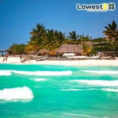 Calm your senses on the white-sand beaches of #Zanzibar and savour their beachside offerings