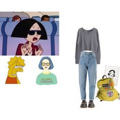 Untitled #59 by fishup on Polyvore featuring mode, Proenza Schouler and Dr. Martens