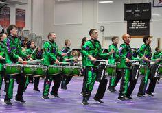 Mason's drumline earns World Champions title!