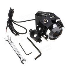 CREE U5 Motorcycle LED Headlight Waterproof High Power Spot Light - US$18.99